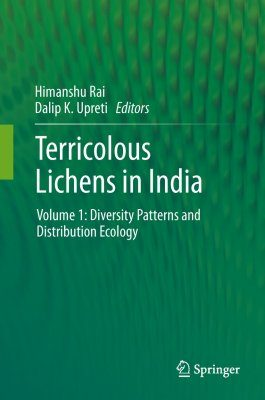 Terricolous Lichens in India, Volume 1