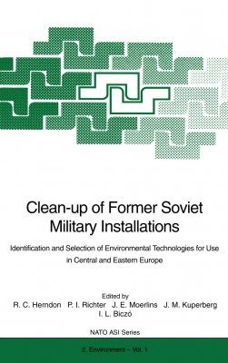 Clean-up of Former Soviet Military Installations