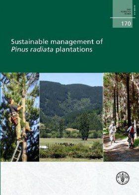 Sustainable Management of Pinus radiata Plantations