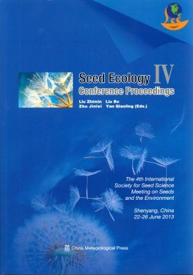Seed Ecology IV Conference Proceedings