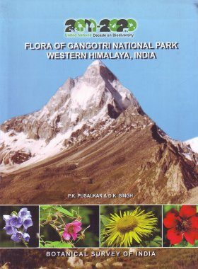 Flora of Gangotri National Park Western Himalaya, India