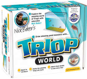 Nick Baker's Triop World
