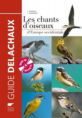 Les Chants d'Oiseaux d'Europe Occidentale [The Songs of Birds of Western Europe]