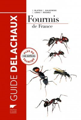 Fourmis de France, de Belgique et du Luxembourg [The Ants of France, Belgium, and Luxembourg]