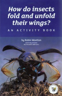 How Do Insects Fold and Unfold Their Wings?