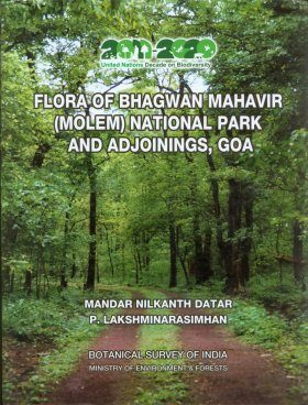 Flora of Bhagwan Mahavir (Molem) National Park and Adjoinings, Goa