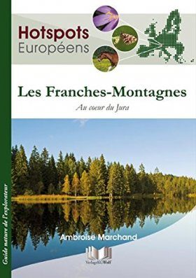 Les Franches-Montagnes: Au Coeur de Jura [The Freiberger: Plateau in the Heart of the Jura]