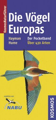 Die Vögel Europas: Der Pocketband [The Birds of Europe: The Pocket Guide]