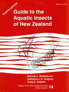 Guide to the Aquatic Insects of New Zealand