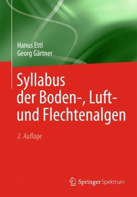 Syllabus der Boden-, Luft- und Flechtenalgen [Syllabus of Soil, Aero- and Lichenous Algae]