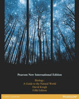 Biology: A Guide to the Natural World (International Edition)