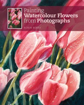 Painting Watercolour Flowers from Photographs