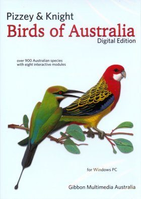Pizzey & Knight Birds of Australia Digital Edition (CD-ROM)