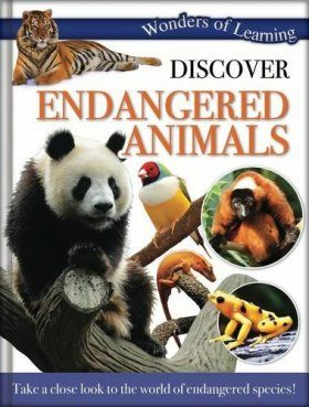 Wonders of Learning: Discover Endangered Animals