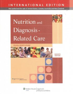 Nutrition and Diagnosis-Related Care (International Edition)