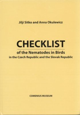 Checklist of the Nematodes in Birds in the Czech Republic and the Slovak Republic