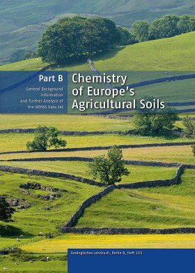 Chemistry of Europe's Agricultural Soils, Part B