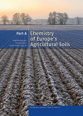 Chemistry of Europe's Agricultural Soils, Part A
