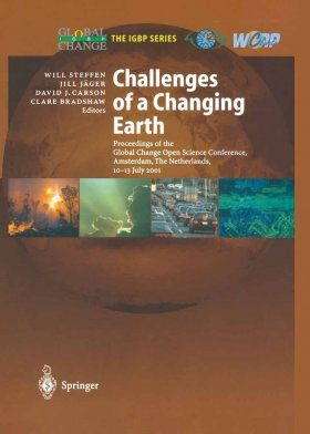 Challenges of a Changing Earth