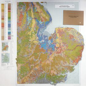 Soils of England and Wales, Sheet 4 (Flat): Eastern England