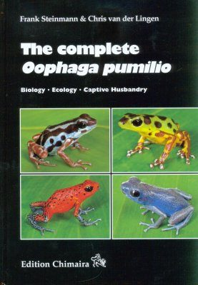 The Complete Oophaga pumilio