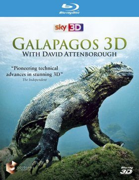Galapagos 3D with David Attenborough