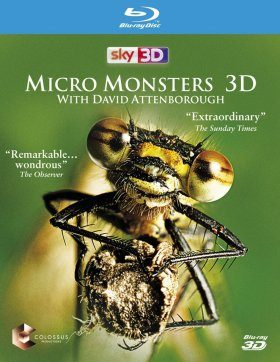 Micro Monsters 3D with David Attenborough