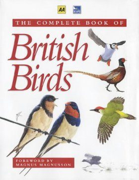 The AA/RSPB Complete Book of British Birds