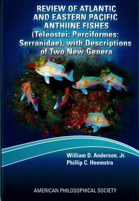 Review of Atlantic and Eastern Pacific Anthiine Fishes (Teleostei: Perciformes: Serranidae), with Descriptions of Two New Genera
