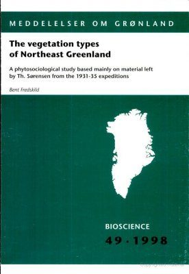 The Vegetation Types of Northeast Greenland