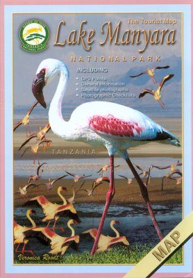 Lake Manyara National Park: The Tourist Map