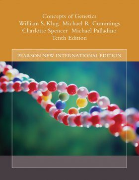 Concepts of Genetics (Pearson New International Edition)