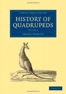 History of Quadrupeds, Volume 2