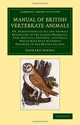 A Manual of British Vertebrate Animals