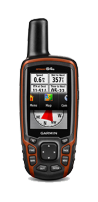 Garmin GPSMAP 64s with TOPO UK & Ireland Light