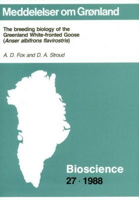 The Breeding Biology of the Greenland White-Fronted Goose (Anser albifrons flavirostris)
