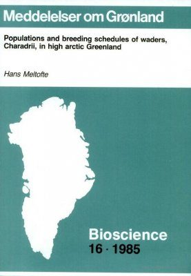Populations and Breeding Schedules of Waders, Charadrii, in High Arctic Greenland