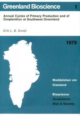 Annual Cycles of Primary Production and of Zooplankton at Southwest Greenland
