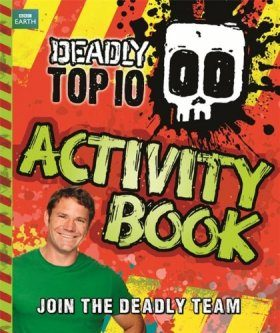Deadly Top Ten Activity Book
