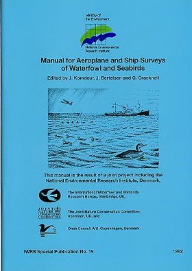Manual for Aeroplane and Ship Surveys of Waterfowl and Seabirds