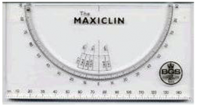 Maxiclin Easy-Read Clinometer