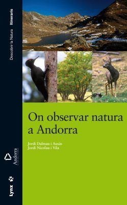 On Observar Natura a Andorra [Where to Observe Nature in Andorra]
