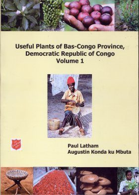 Useful Plants of Bas-Congo Province, Democratic Republic of Congo (2-Volume Set)