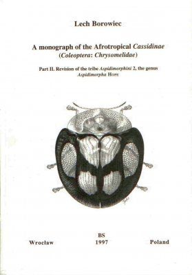 A Monograph of the Afrotropical Cassidinae(Coleoptera: Chrysomelidae), Part 2