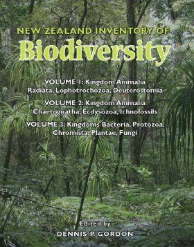 New Zealand Inventory of Biodiversity (3-Volume Set)