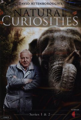 David Attenborough's Natural Curiosities Series 1 & 2 (Region 2)
