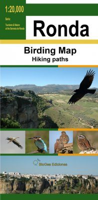 Ronda, Andalucia: Birding Map [English / Spanish]