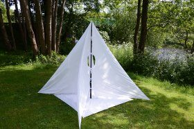 Triangular Moth Collecting Tent