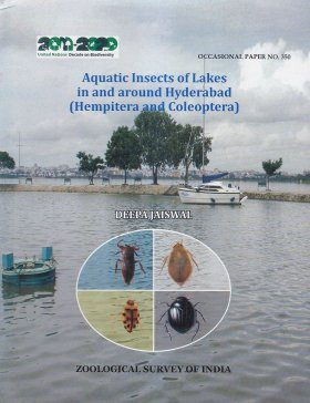 Aquatic Insects of Lakes in and Around Hyderabad (Hemiptera and Coleoptera)