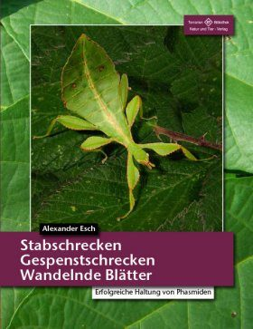 Stabschrecken, Gespenstschrecken, Wandelnde Blätter: Erfolgreiche Haltung von Phasmiden [Stick Insects, Leaf Insects, Walking Leaves: Successfully Keeping Phasmids]